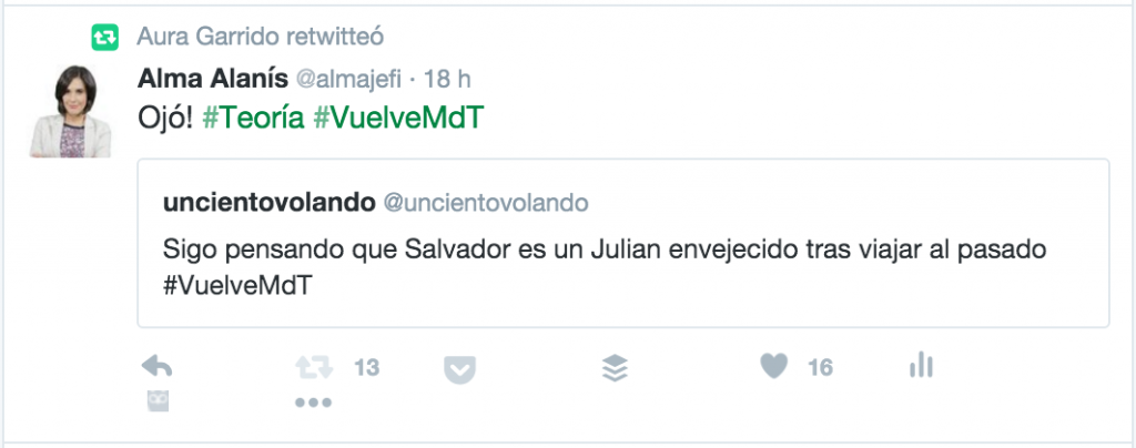 RT Aura Garrido