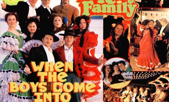 El videoclip rociero de los Kelly Family