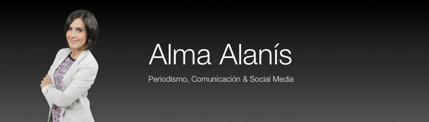 El blog de Alma Alanís